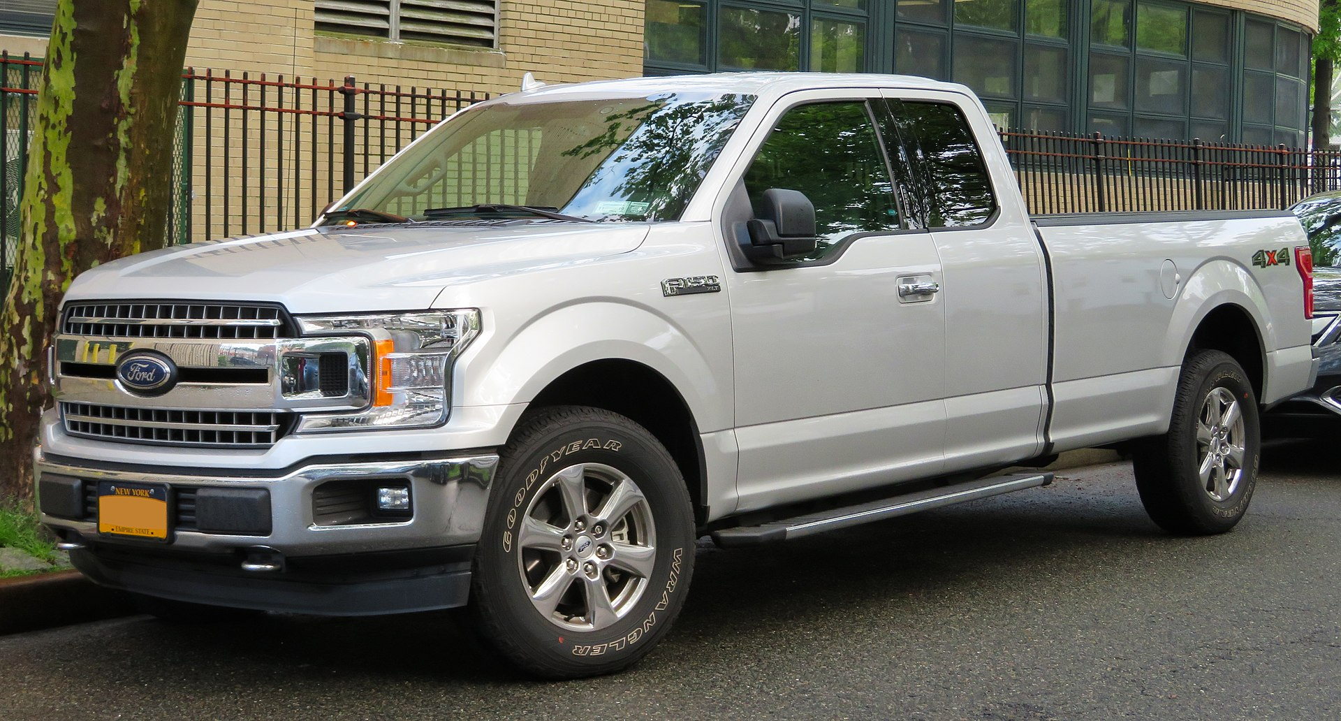 Thirteenth Generation Ford F150